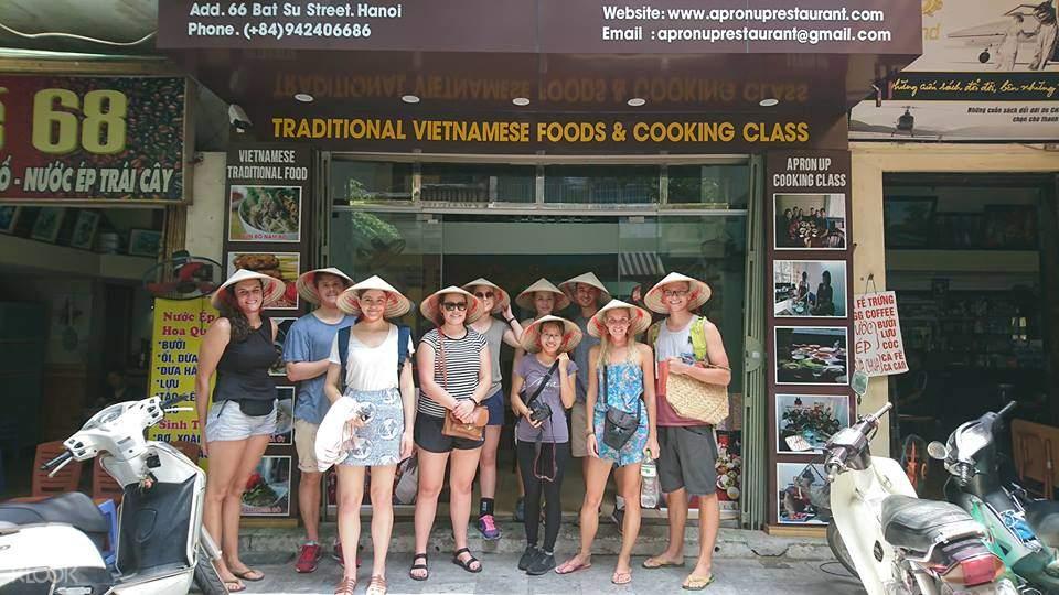 越南烹饪课,河内烹饪课,河内特色体验,越南美食,河内美食