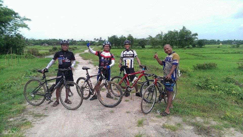 阿玛拉普拉古城 & 曼德勒骑行一日游