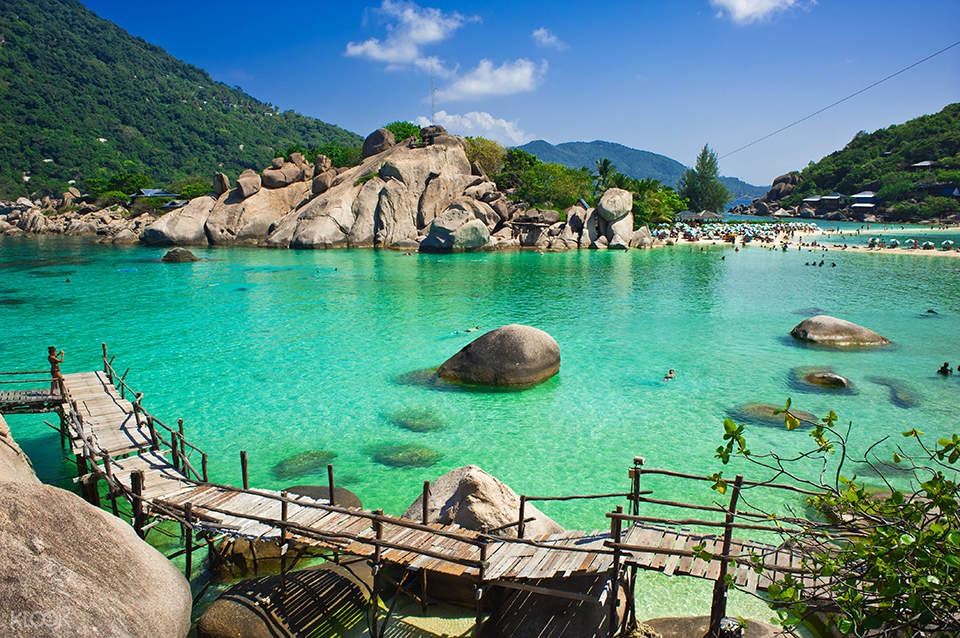 seashore in thailand