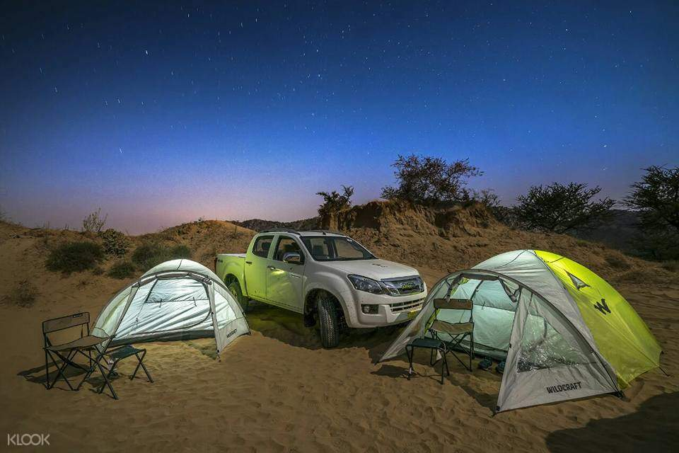 Adventure Camping in Jaipur