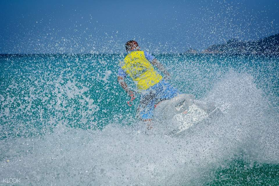Boracay Jet Ski Experience