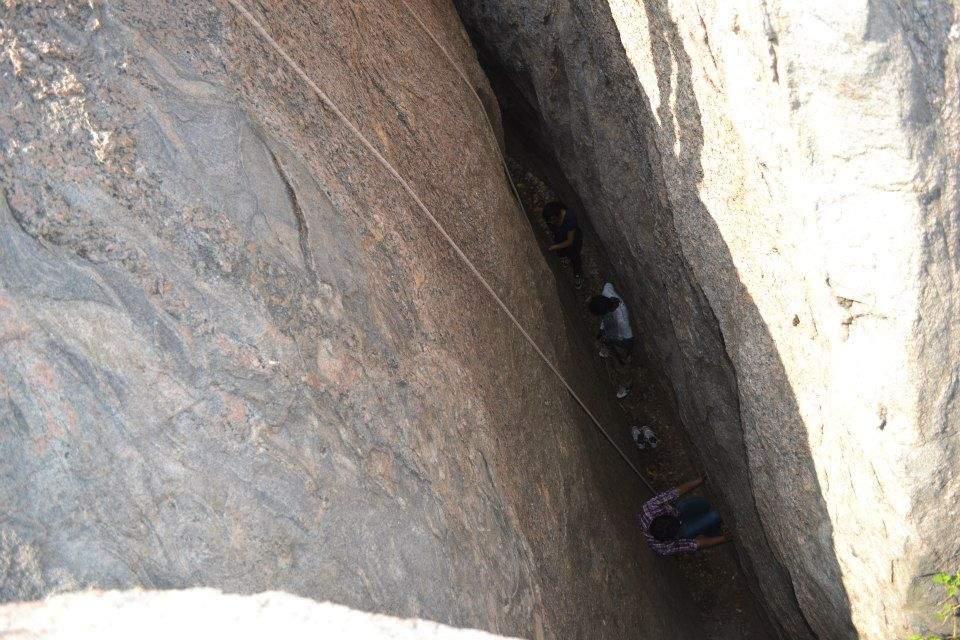拉馬納加拉姆 Ramanagara 山間騎行