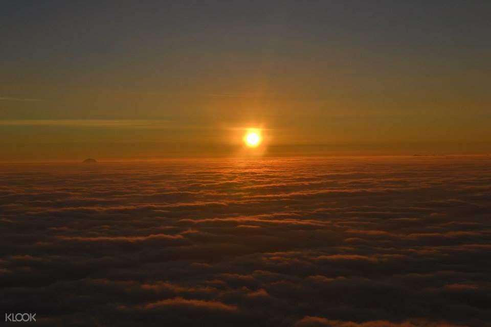 Skandagiri sunrise