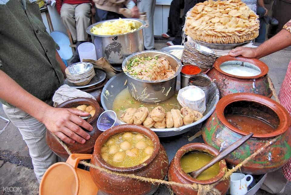India foodie tour