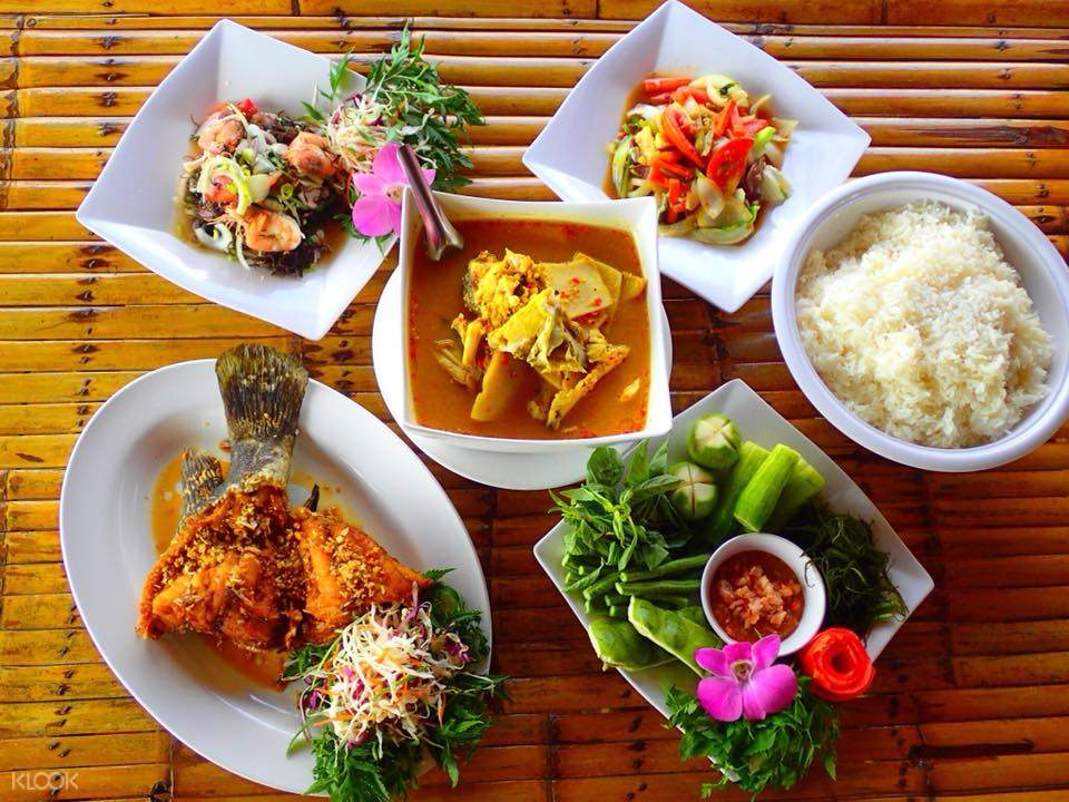 thai buffet
