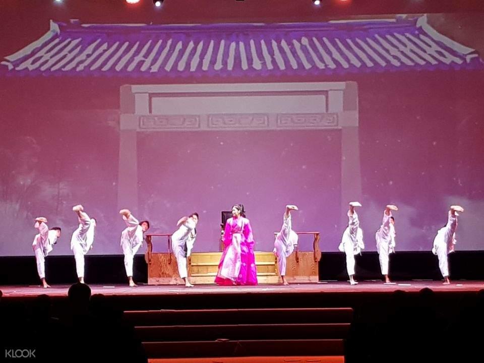 Taekwondo Show Seoul