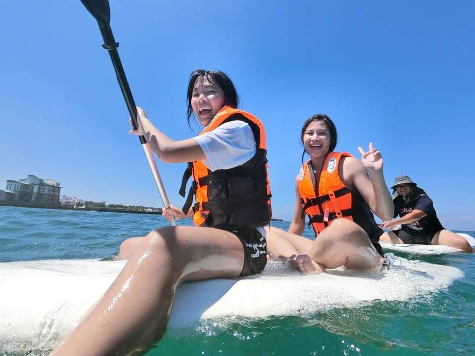 澎湖七合一水上活動