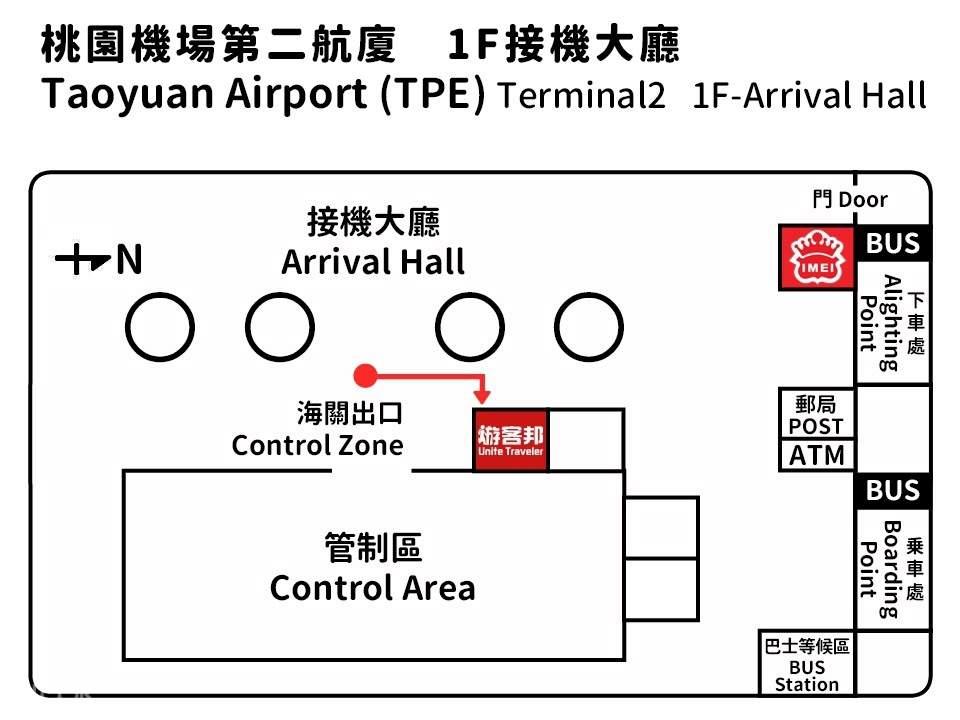 EasyCard & 4G SIM Card (Taoyuan Airport Pick Up)