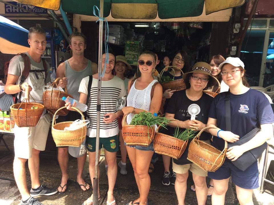 House of Taste Thai Cooking School