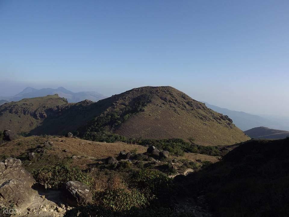 Tadiyandamol trekking