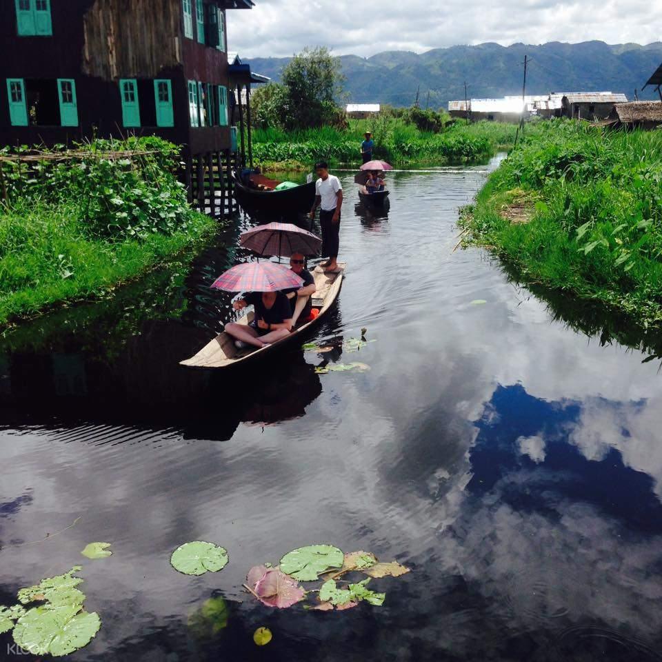 myitnge river sagaing