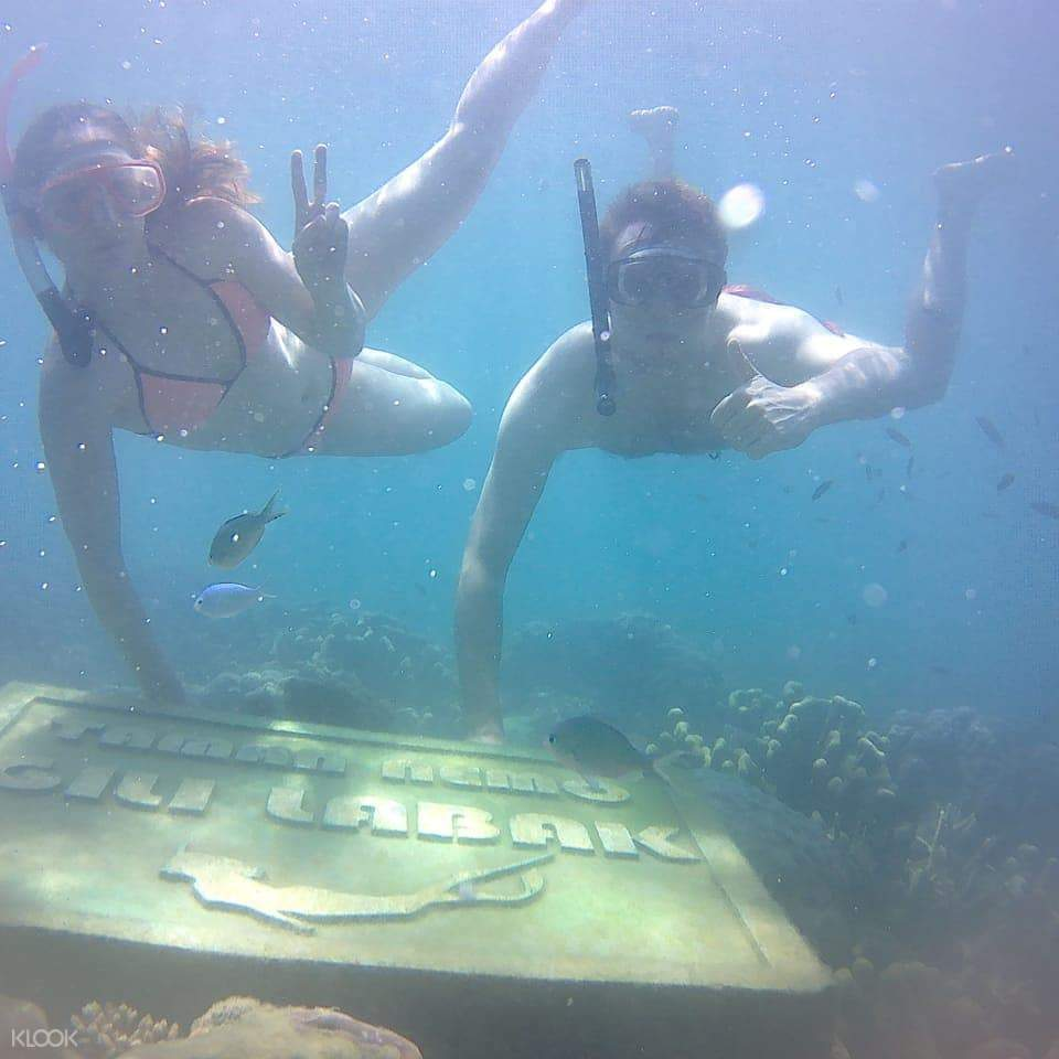 Go snorkeling with professional instructor and see beautiful corals and fish