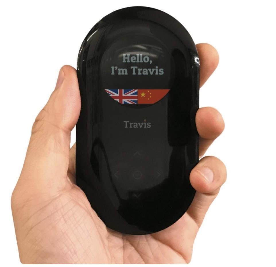 Travis translator, travis translator rental, travis translator rental france