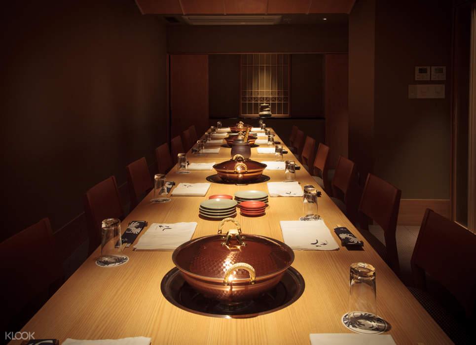 東京八山高級和牛涮涮鍋