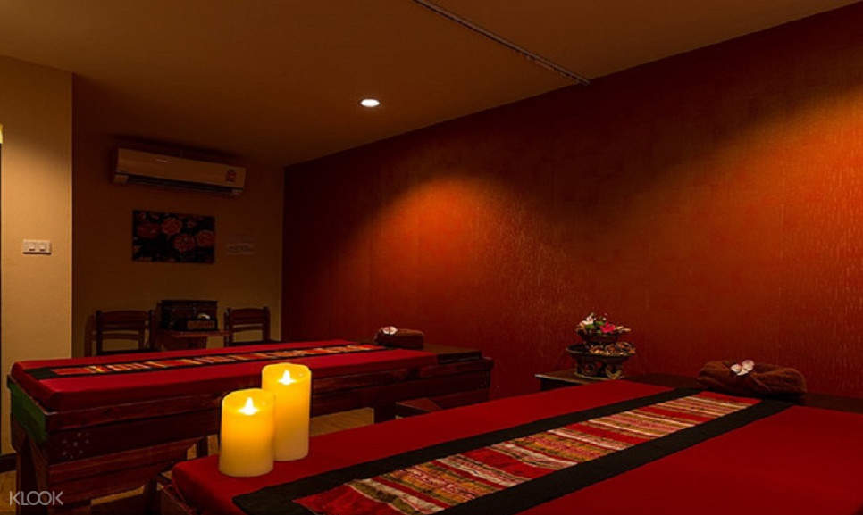 lila thai massage thailand