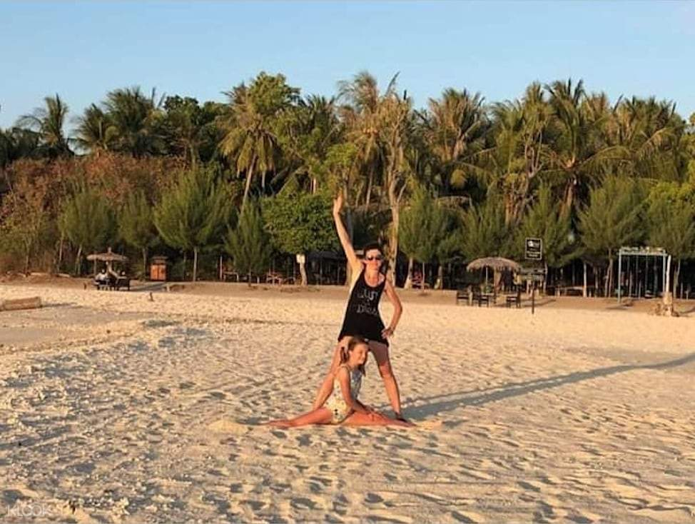 Gili Labak is perfect place for short island hopping trip!