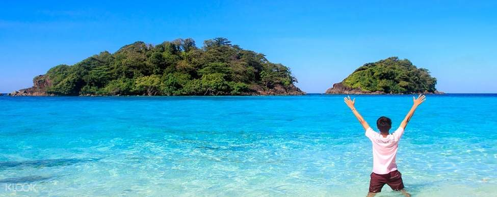 crystal clean waters