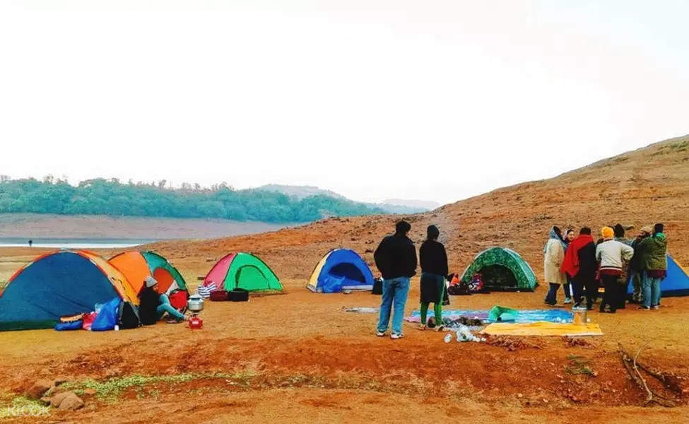 tents and campers in india