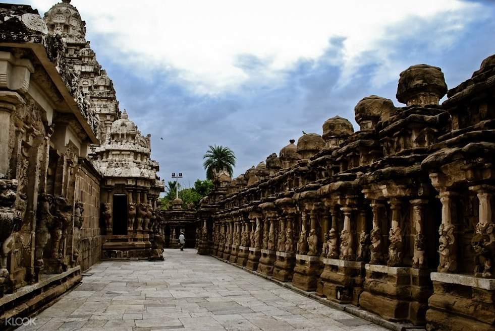甘吉布勒姆寺庙一日私人导览