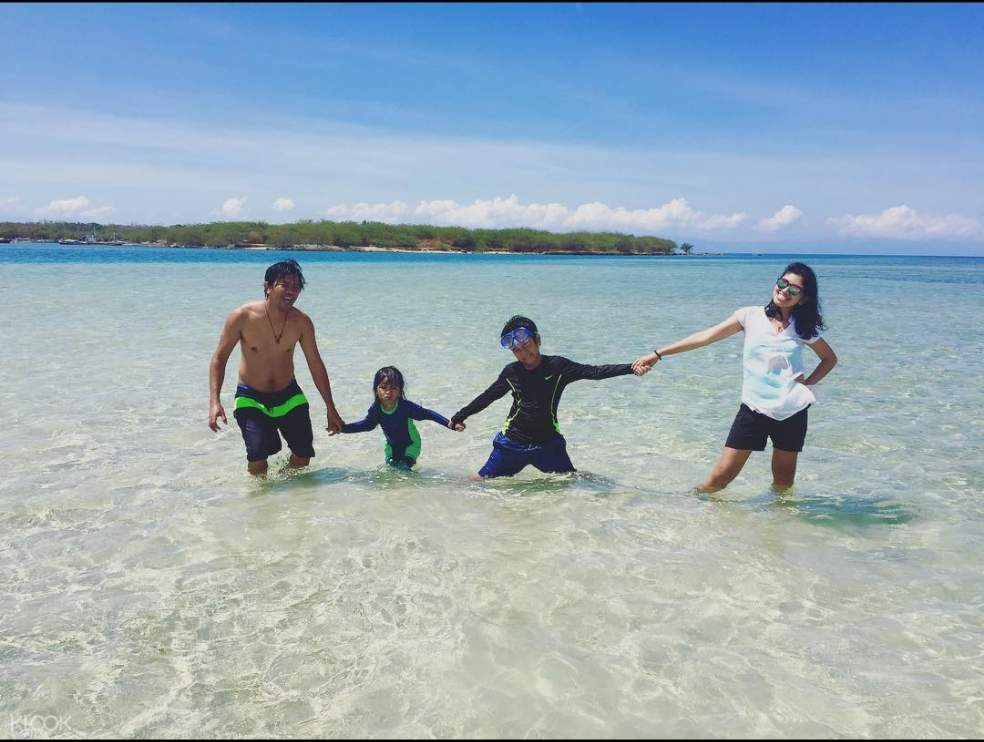 Family in Batangas