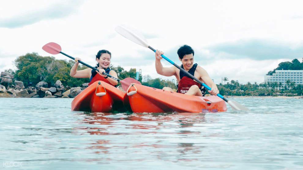 Kayaking Experience