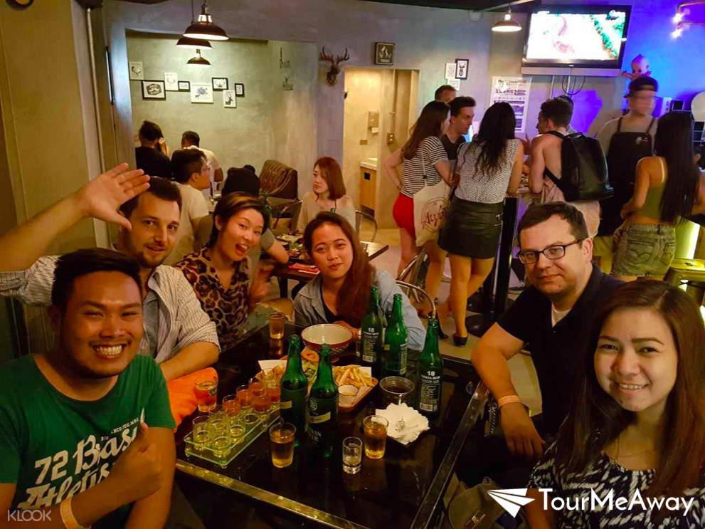 台北酒吧串游体验