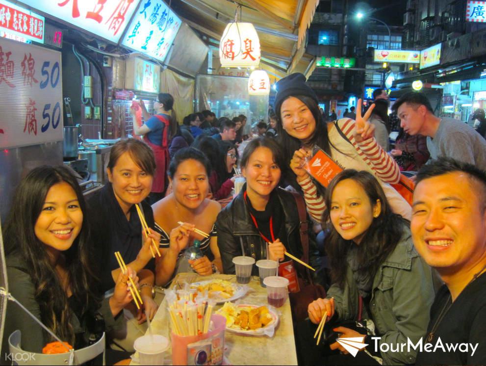 台北夜市串游