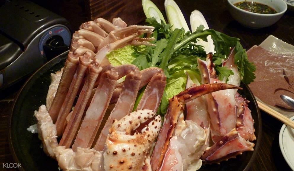 Ikanimo (以蟹茂) in Shinjuku - Crab Specialty