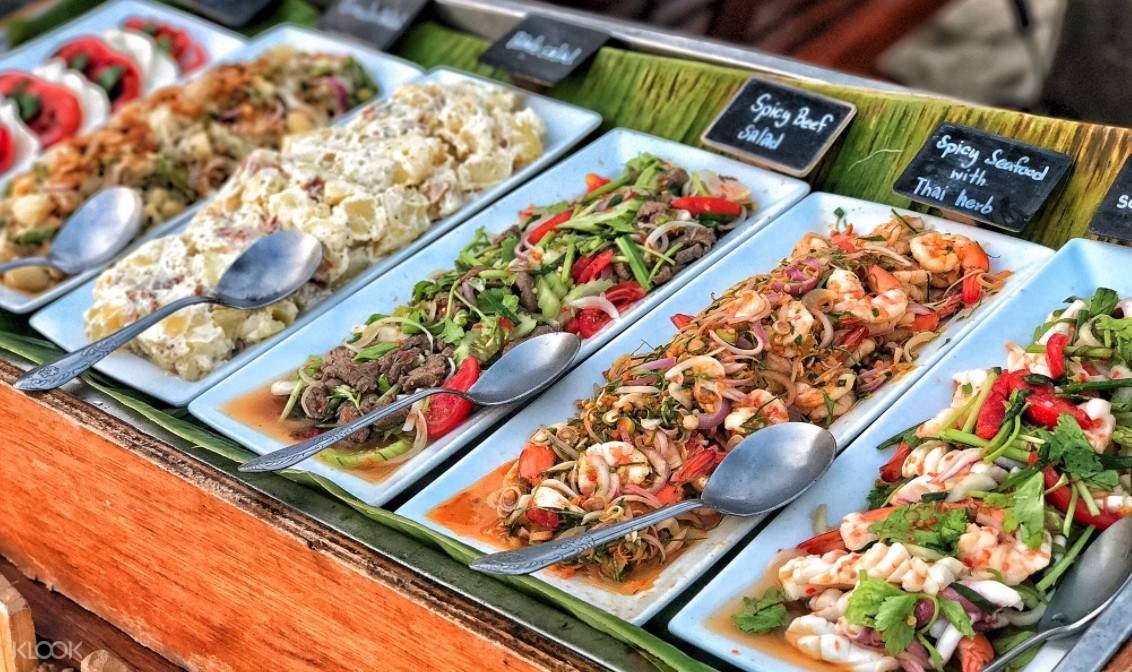 The Beach Dining at Renaissance Koh Samui