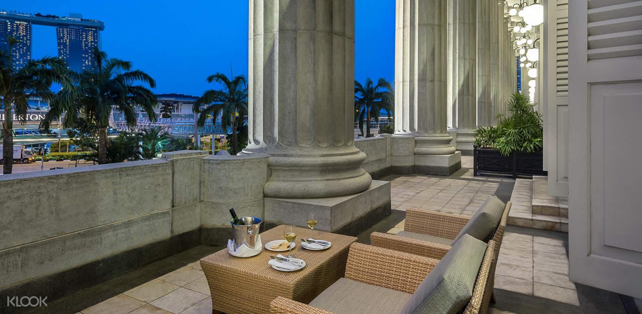 Loft Suite Balcony