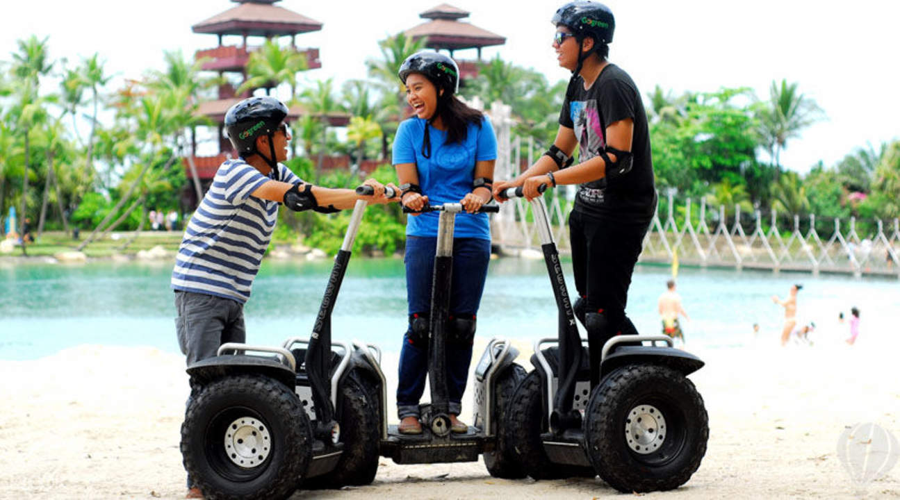 singapore segway tour