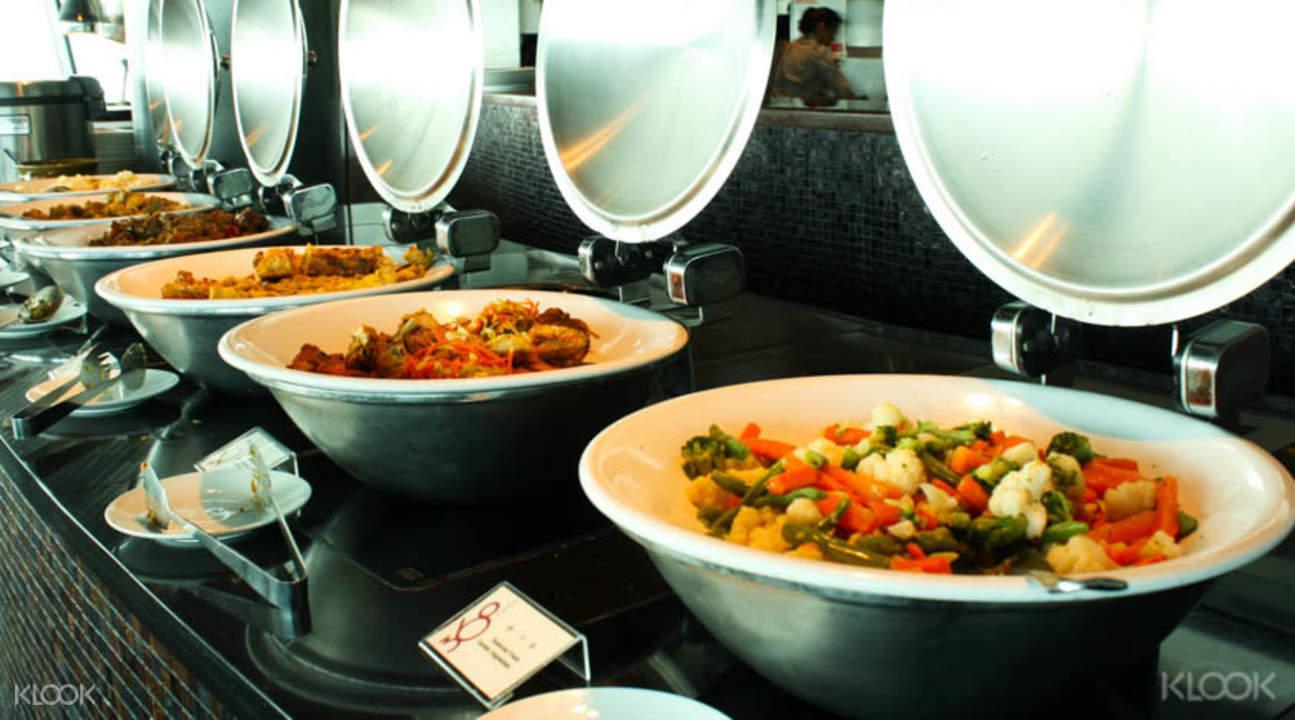 Macau Tower Lunch Buffet
