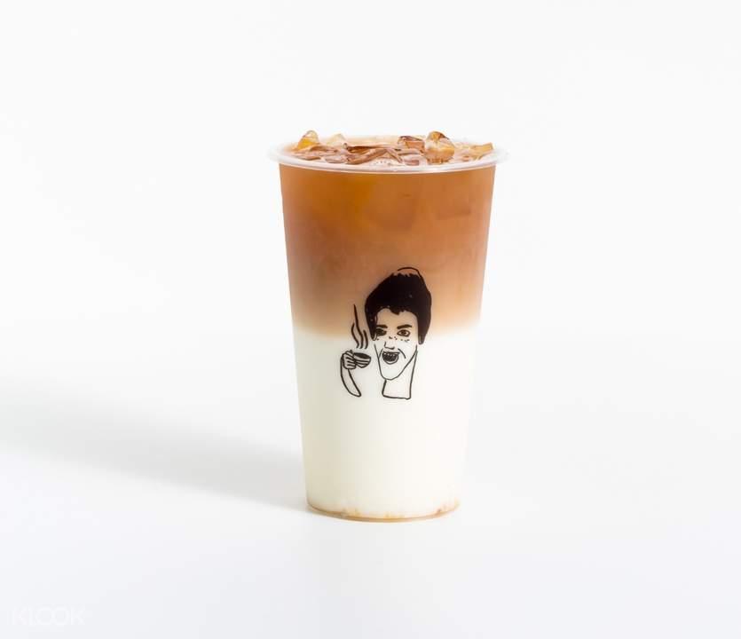 Original Milk Tea at Don't yell at me in Taipei