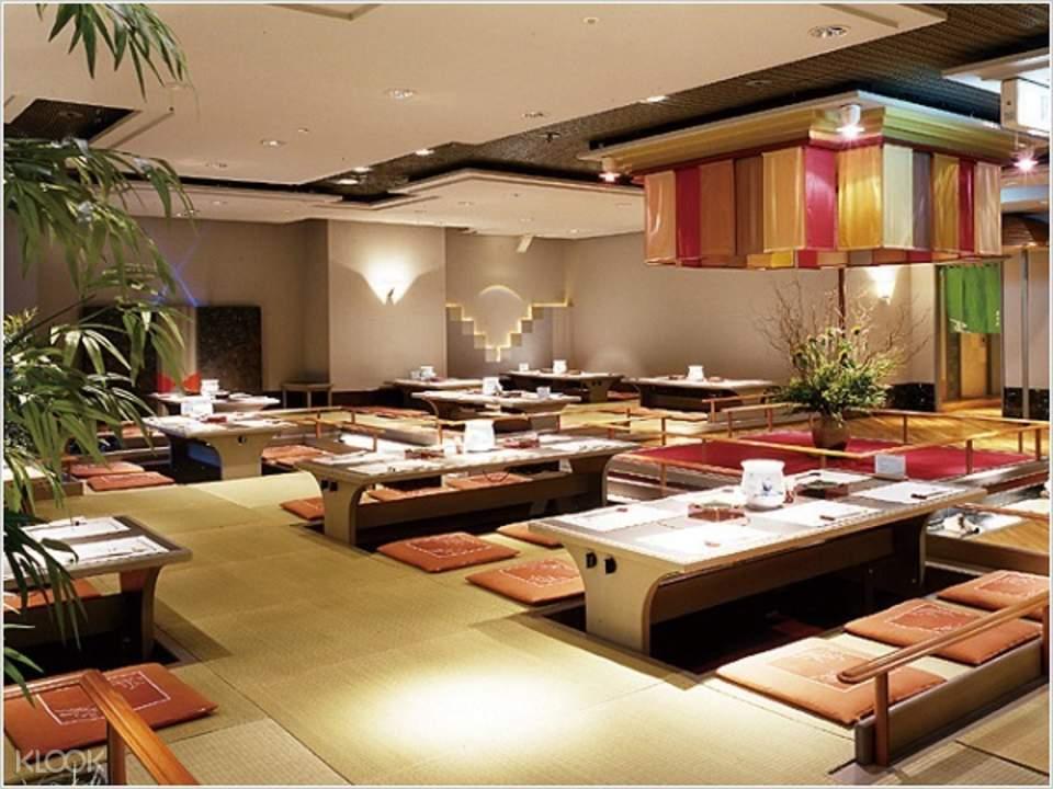 札幌 螃蟹家本店(札幌かに家)長腳蟹鍋套餐