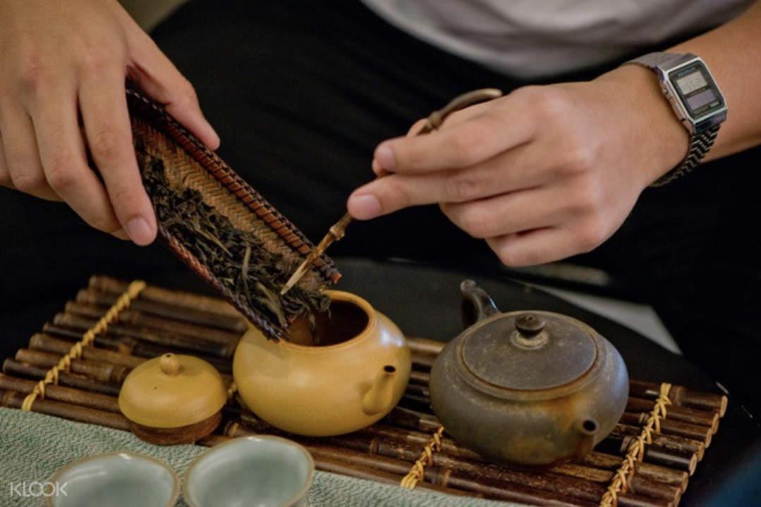 tea of Telok Ayer Arts Club