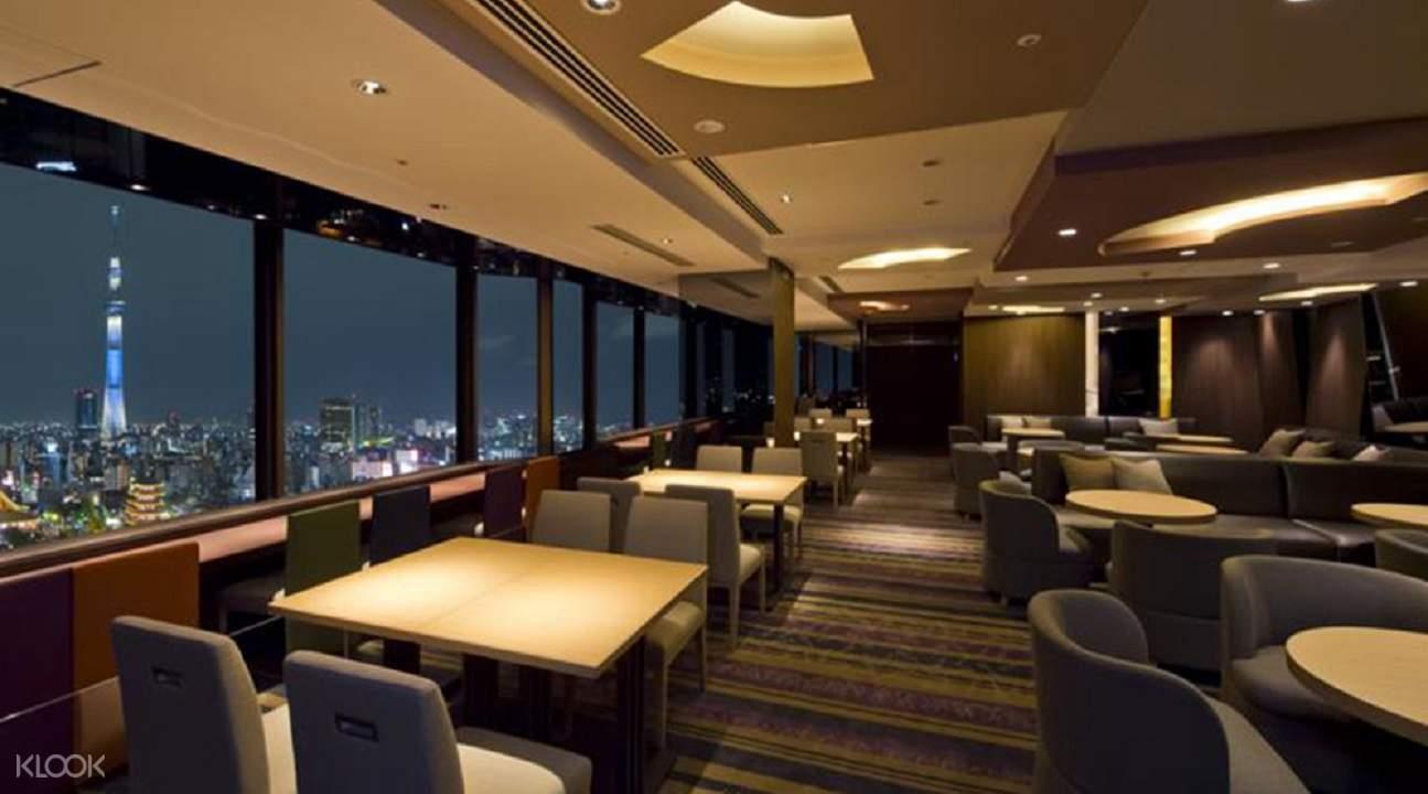 淺草豪景酒店武藏自助餐廳SKY GRILL