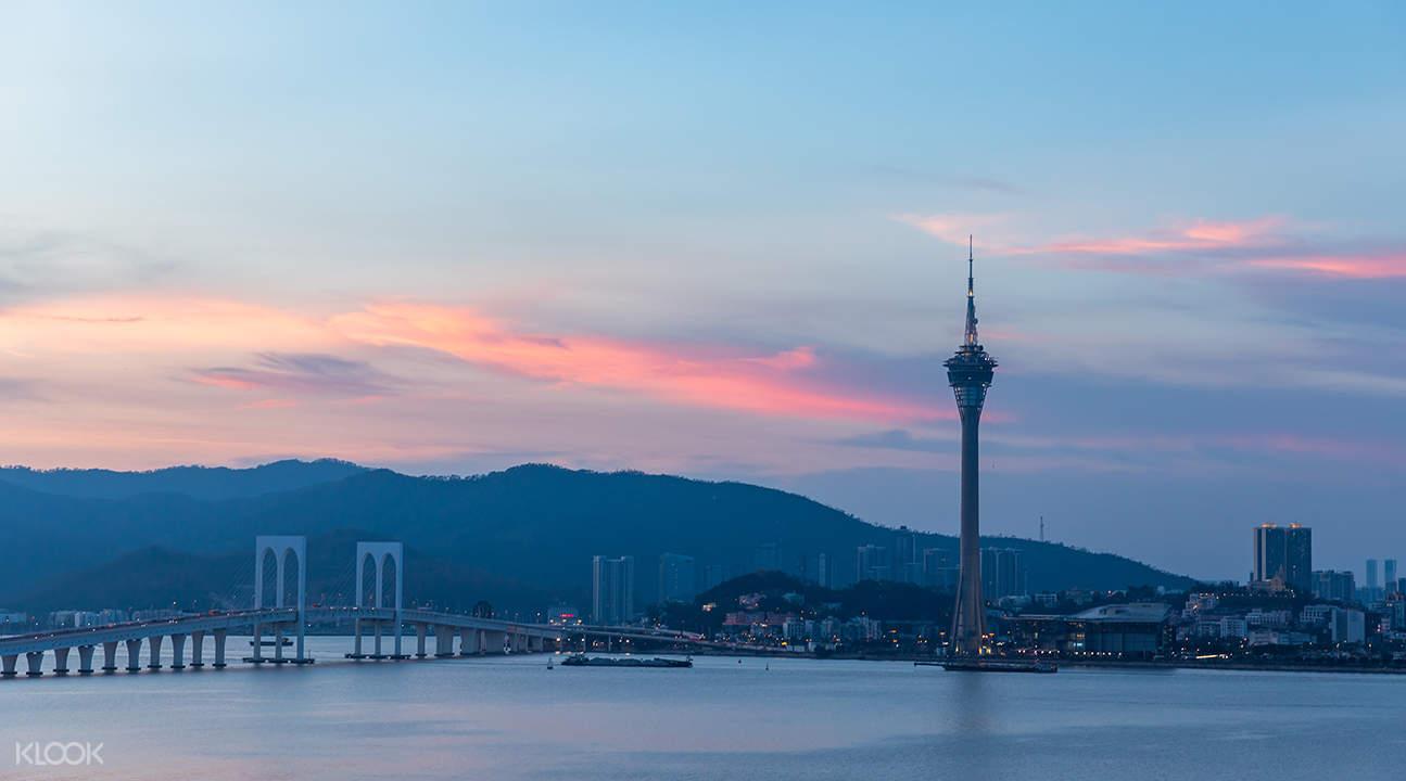 Best view of Macau