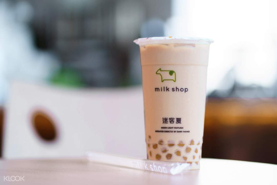 迷客夏珍珠紅茶拿鐵(大杯) - 台灣