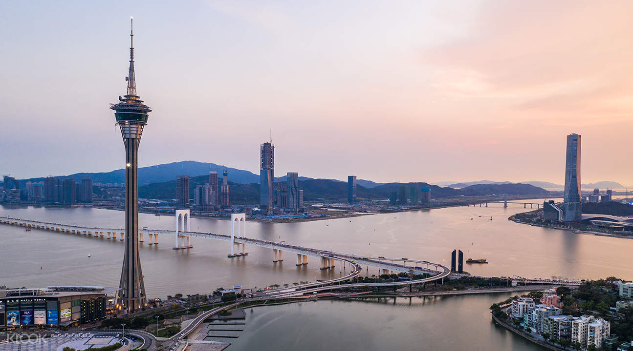 Macau Tower 360 Cafe