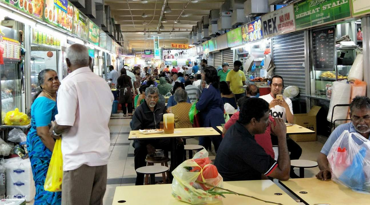 Allauddin's Briyani in Tekka Centre singapore