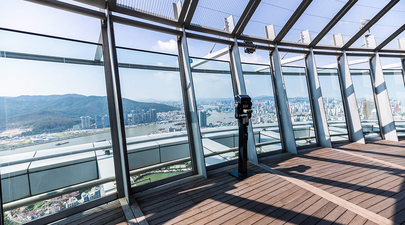 Macau Tower ticket Included