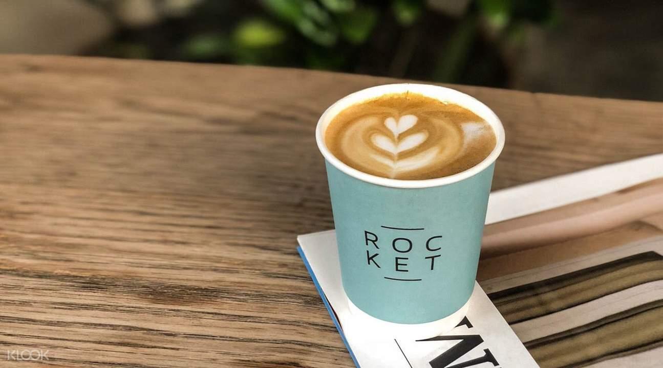 席隆Rocket Coffee Bar