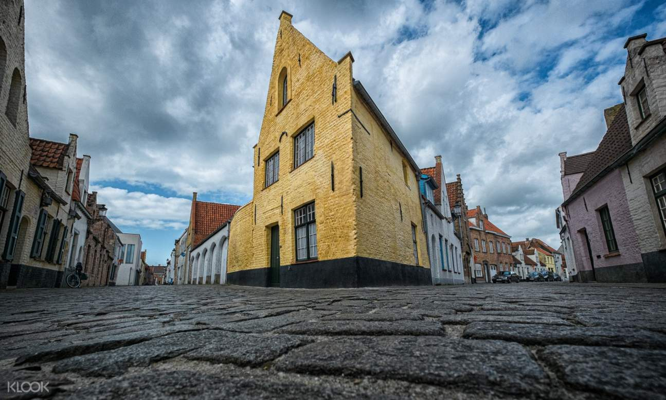 attraction in bruges