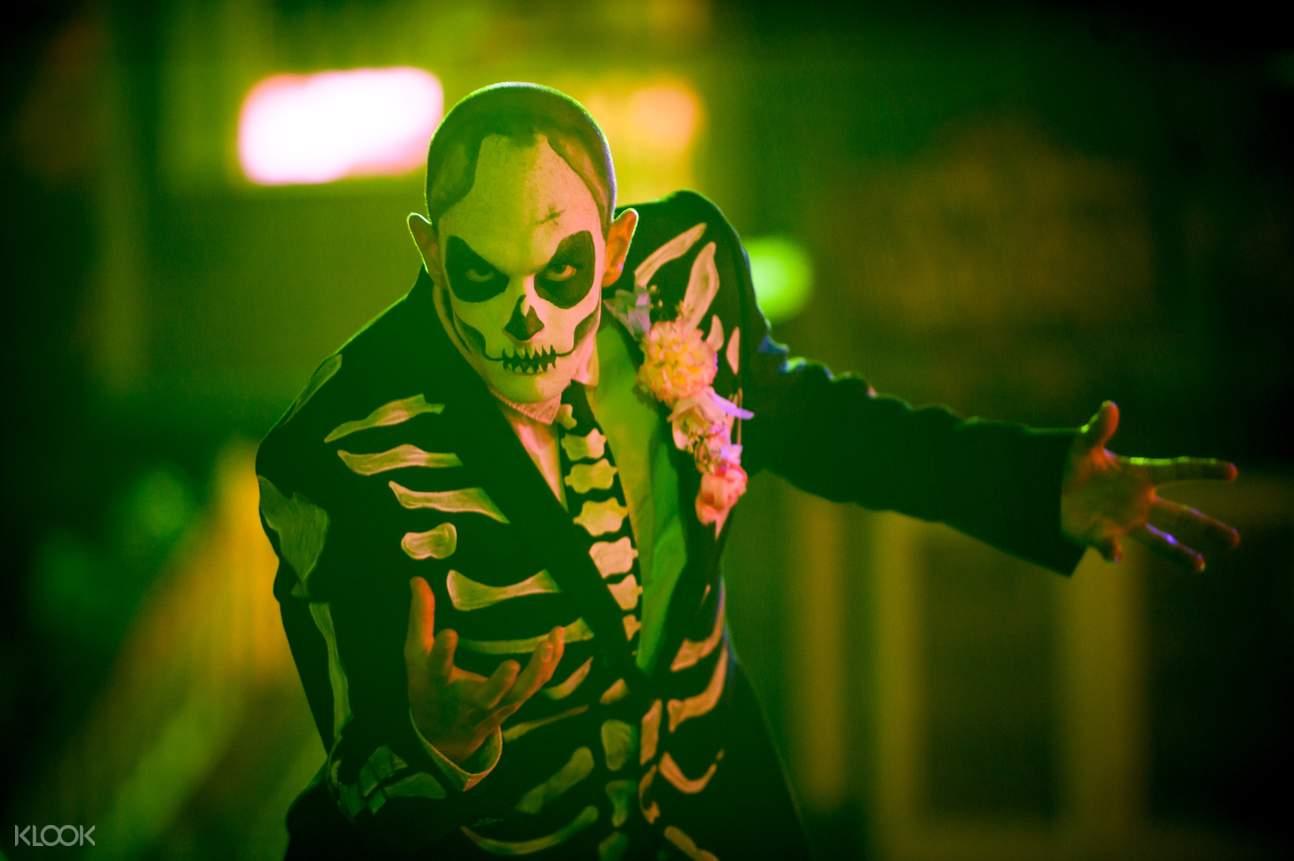 Halloween Character in Chessington