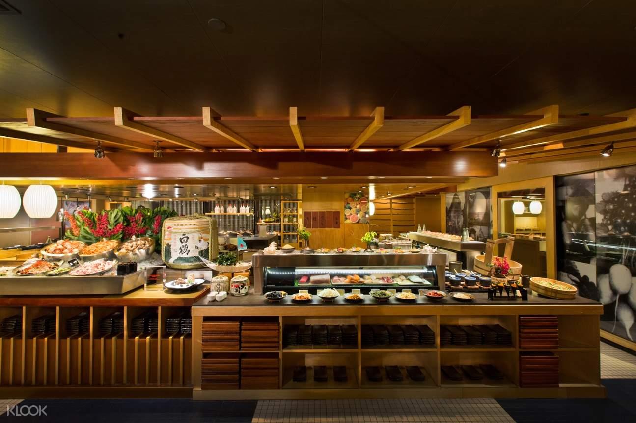 彩日本料理 台北君悅酒店- 捷運台北101/世貿站