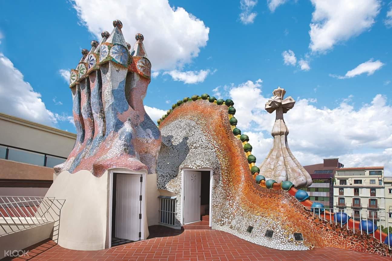 Biglietto d'ingresso per Casa Batlló a Barcellona, Spagna