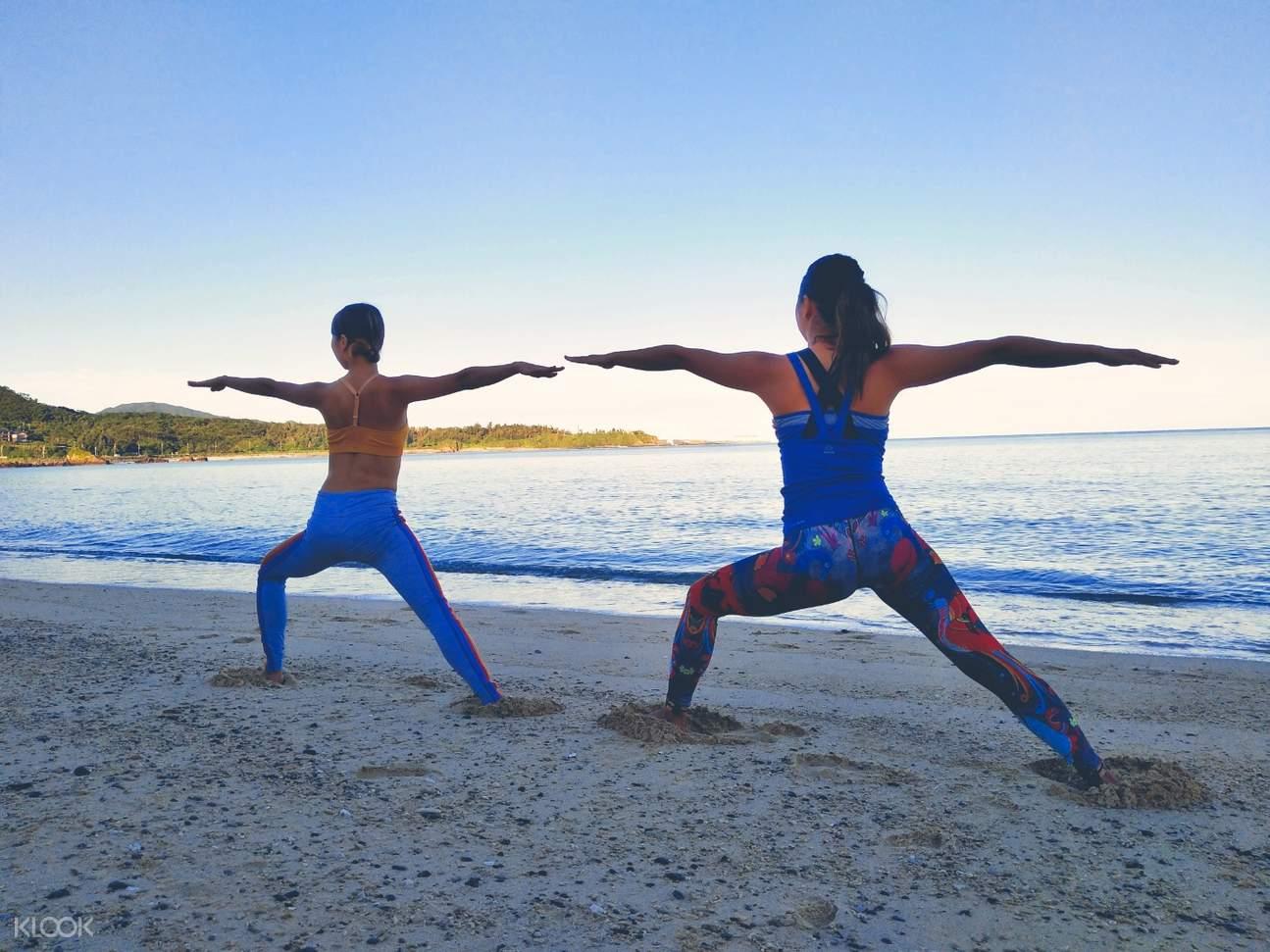 Trial Meditation Yoga Course in Okinawa