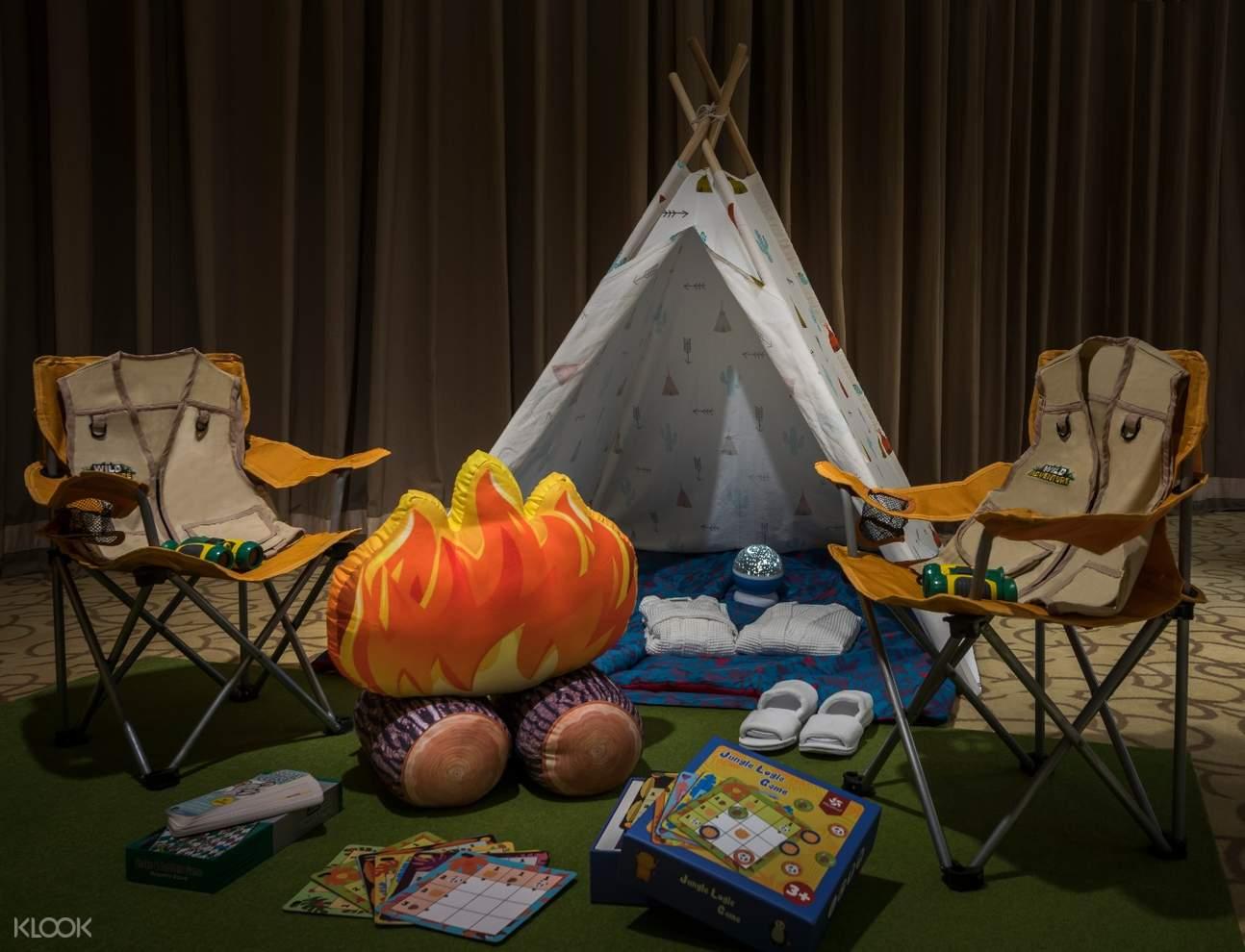Children Sleeping Tent (Starry Night Glamping)