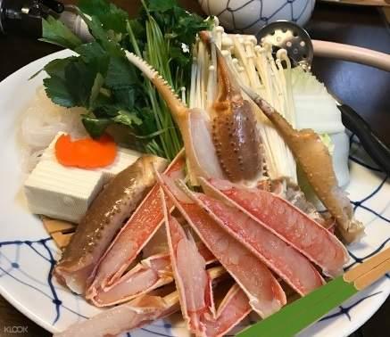 かに道楽 (蟹道樂)人氣螃蟹料理餐廳