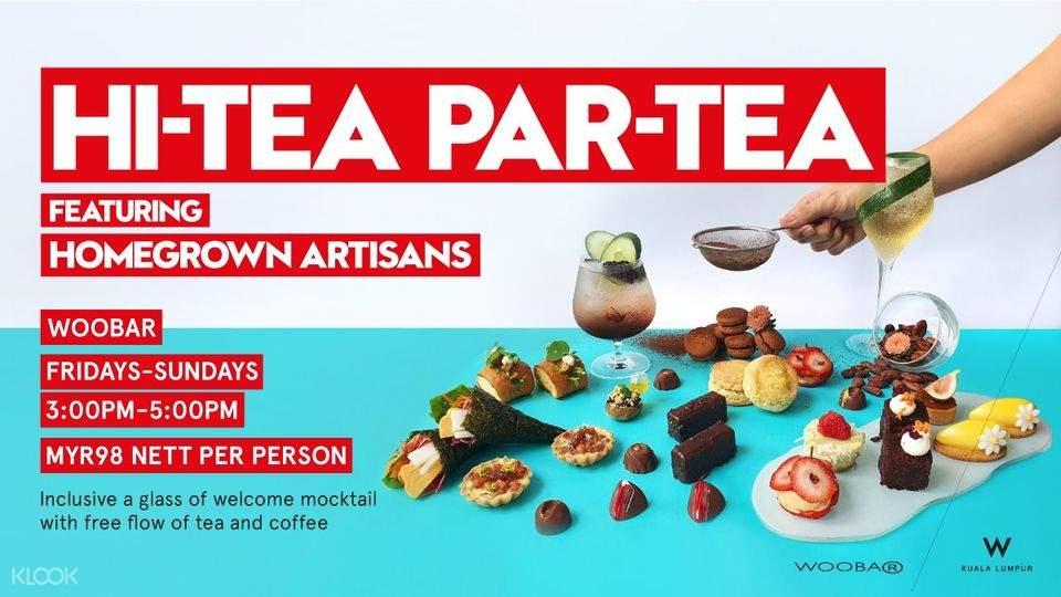 Hi Tea Par Tea